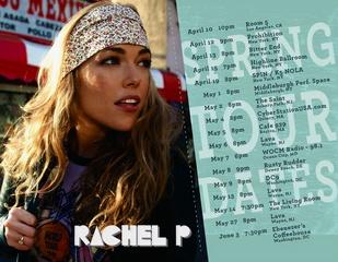 Portrait of Rachel Platten