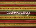 Portrait of Santamandinga