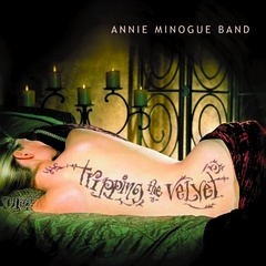 Portrait of Annie Minogue Band