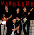 Portrait of mainline Blues Band