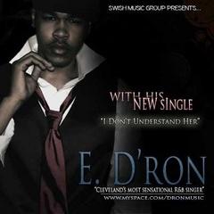 Portrait of E. D'ron