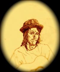 Portrait of Sam R-P