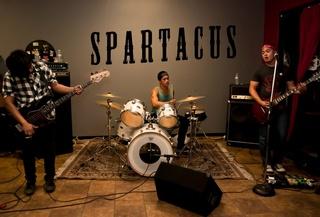 Portrait of Spartacus