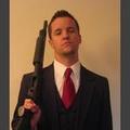 Portrait of suspectx