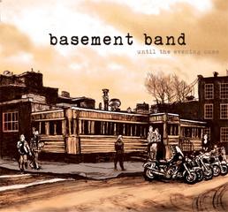 Portrait of basement band
