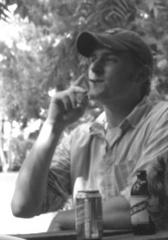 Portrait of Sam Clarke