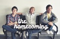 Portrait of Homecoming