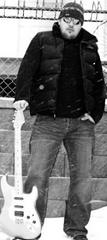 Portrait of Ben Gordon Band