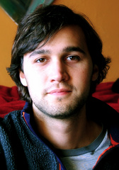 Portrait of mcsavisky
