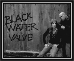 Portrait of Black Water Valve