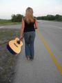 Portrait of acousticgirl
