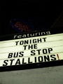 Portrait of Bus Stop Stallions