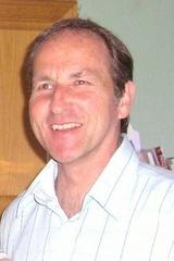 Portrait of Steve Godsell