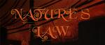 Portrait of Nature's Law