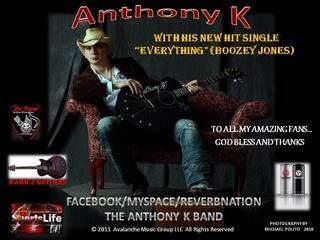 Portrait of anthony k band