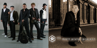 Portrait of The Matt Pistol Project