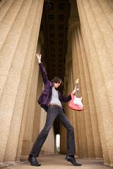 Portrait of Justin Kalk Orchestra