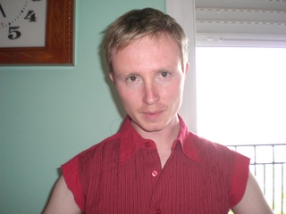 Portrait for Andrew Drummer Box