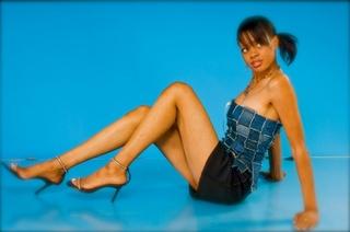 Portrait of Jackie Rae