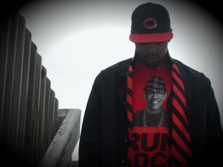 Portrait of DK aka Wayne Watts