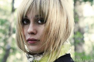 Portrait of Mariya Fesiuk