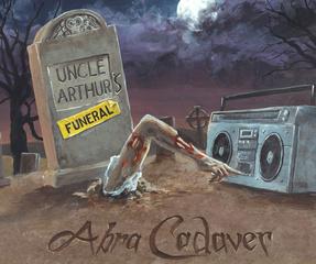 Portrait of Uncle Arthur's Funeral