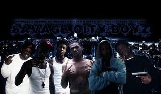 Portrait of Savage City Boyz