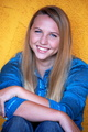Portrait of Sarah Lonsert