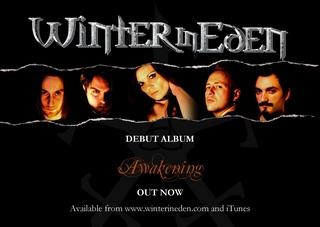 Portrait of Winter In Eden