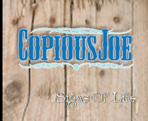 Portrait of Copious Joe