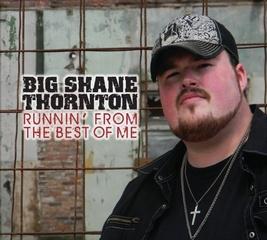 Portrait of Shane Thornton