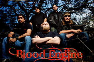 Portrait of Blood Engine