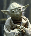 Portrait of MasterYoda
