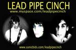 Portrait of Lead Pipe Cinch