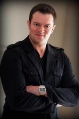 Portrait of Jeff Hendrick