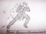 Portrait of Heavy Hustlin'