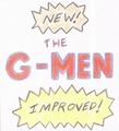 Portrait of The G-Men