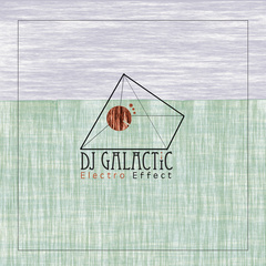 Portrait of DJ Galactic