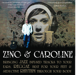 Portrait of Zino and caroline