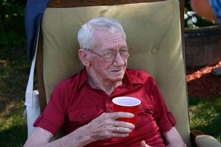 Portrait of Godfather Rum
