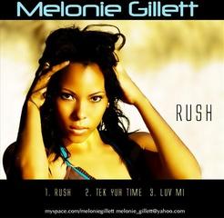 Portrait of Melonie Gillett