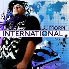 Portrait of DJ Morph