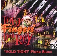 Portrait of Fingers DelRey