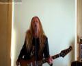 Portrait of mcneil dirty aussie rock
