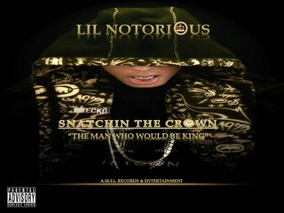 "Portrait of ""LIL NO"" THE CAMPAIGN 2012"