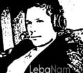 Portrait of LebaNam