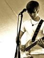 Portrait of Andrew Borel Band