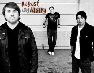 Portrait of August Rising