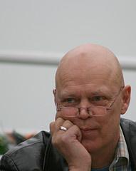 Portrait of Ingvi Thor Kormaksson