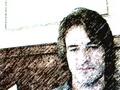 Portrait of guitarman